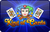 King Of Cards - онлайн автоматы в казино Вулкан
